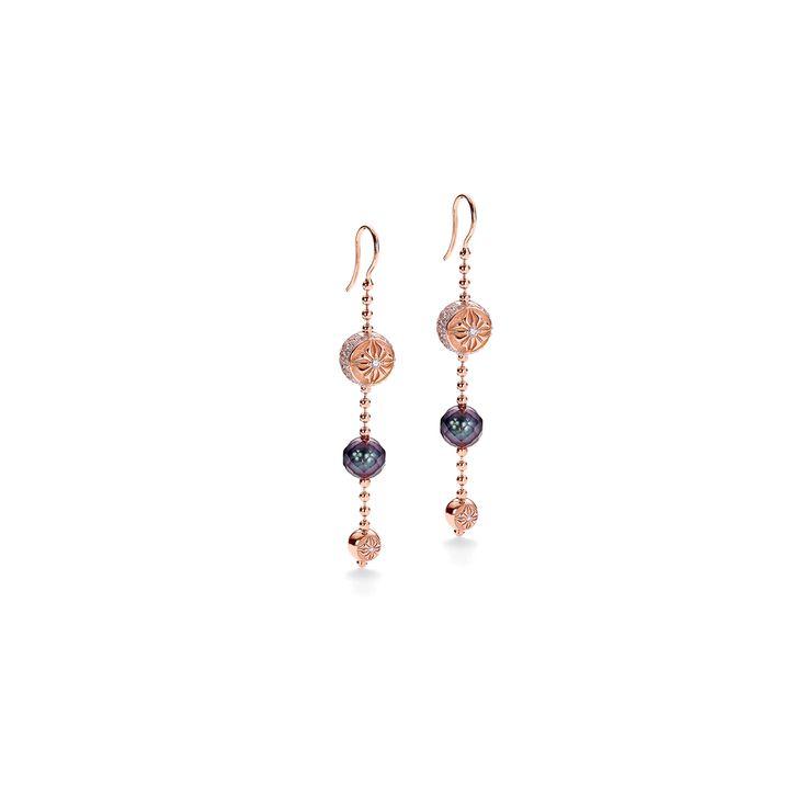 Shamballa Jewels Royal Earrings