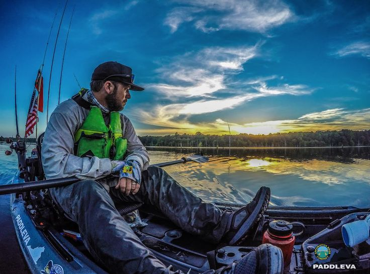 BRO Athletes: 10 Lessons for Kayak Fishing Newbs #kayakfishing #virginia