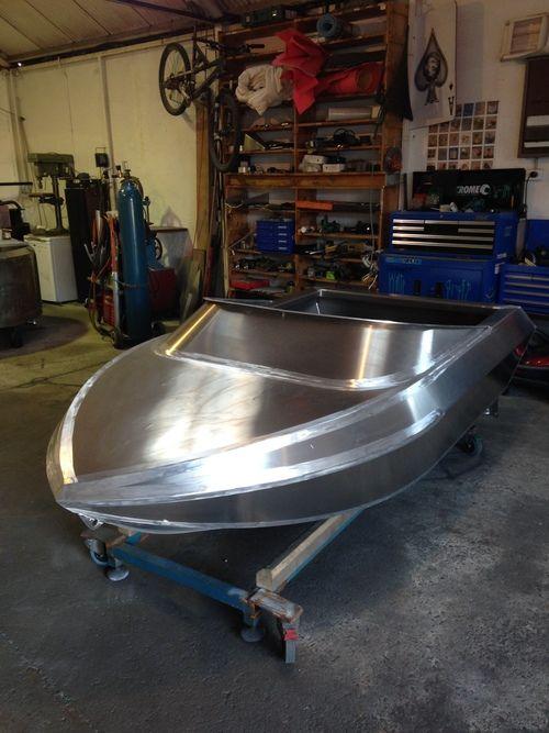 3m WattsCraft jet boat hull kit-set #BoatbuildingShops ...