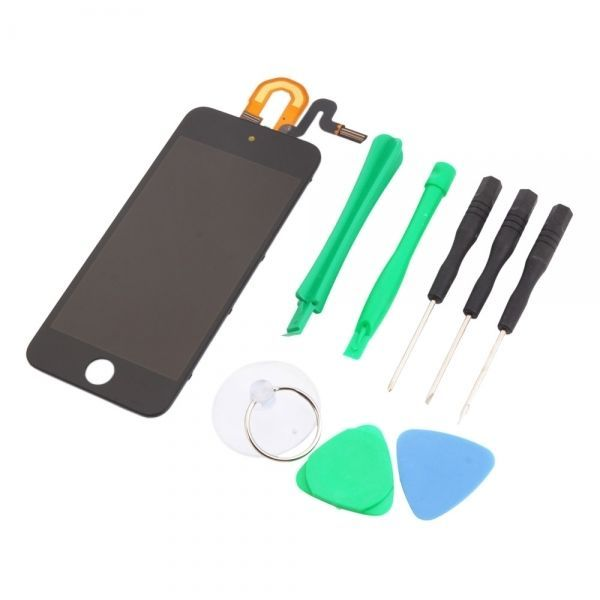 amazones gadgets C, Assembly iPod Touch 5 Disassembling Tools Black LCD Touch Screen LCD Display: Bid: 77,09€ Buynow Price 77,09€ Remaining…