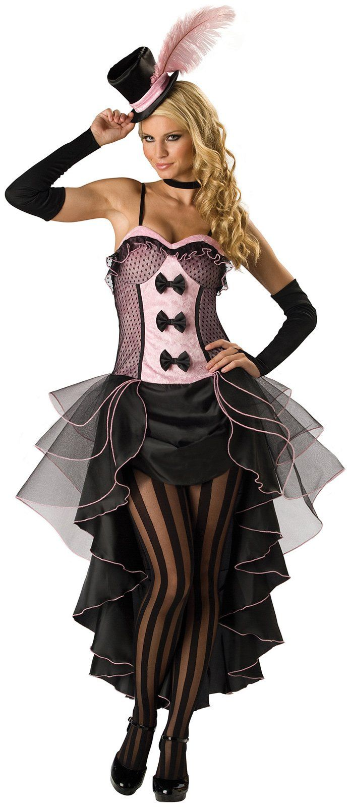Burlesque Babe Adult Costume from BuyCostumes.com