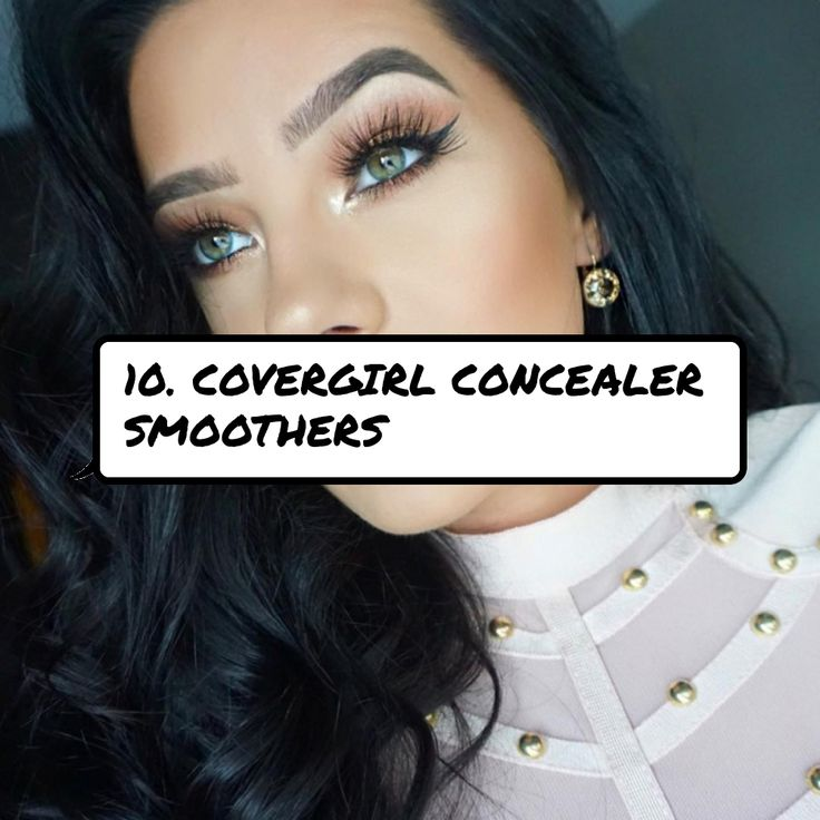 10. #Covergirl Concealer Smoothers