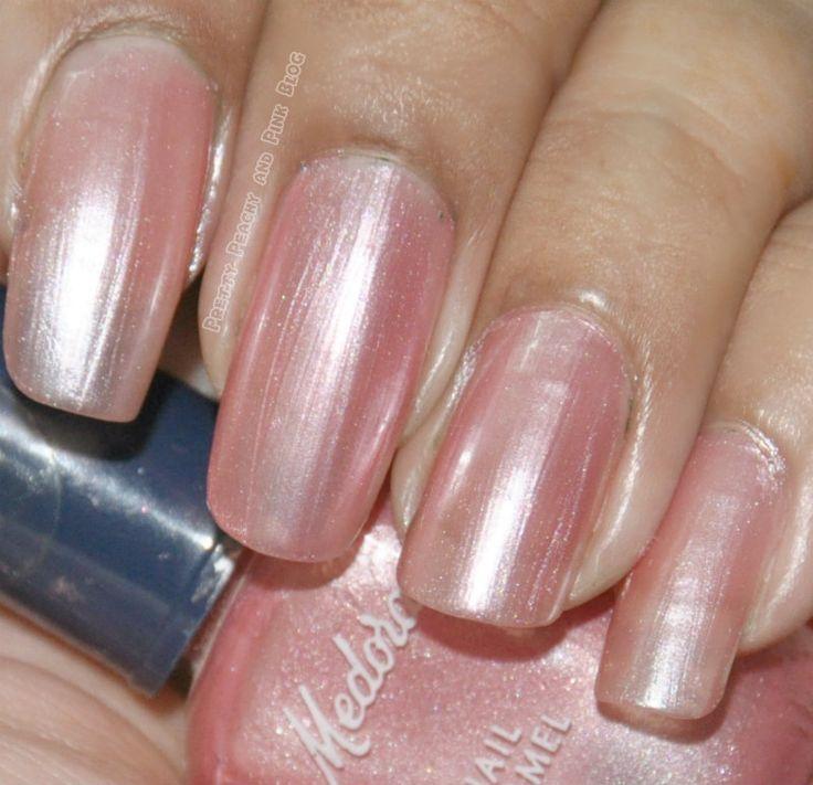 Dorable Pink Pearl Nail Polish Images - Nail Art Ideas - morihati.com