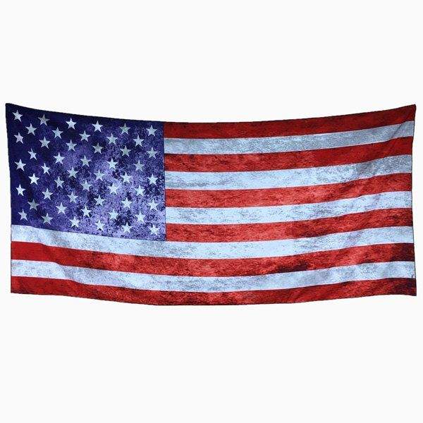 Hot American Flag Scarf #CLICK! #clothing, #shoes, #jewelry, #women, #men, #hats
