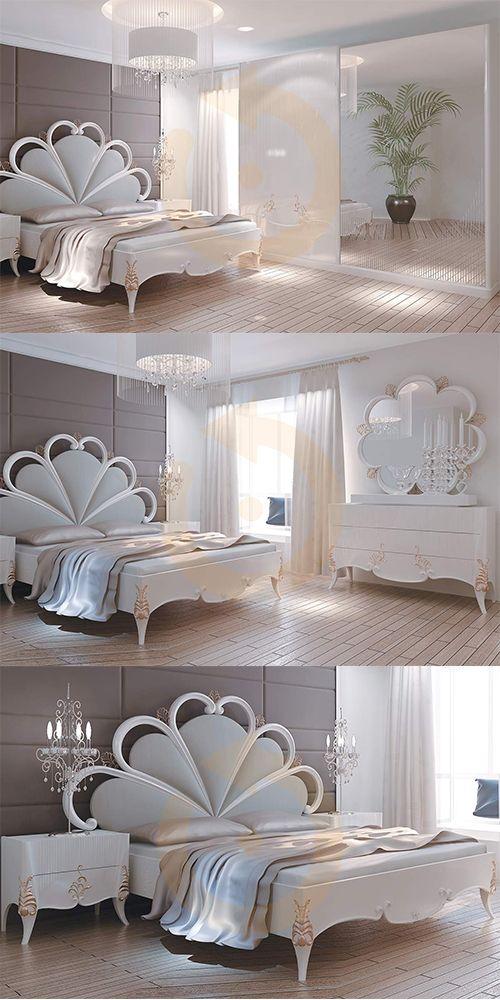 En yeni ve %100 İnegöl Mobilyası Modeli Star Yatak Odası Takımı Mobilyam Online farkı ile satışta!