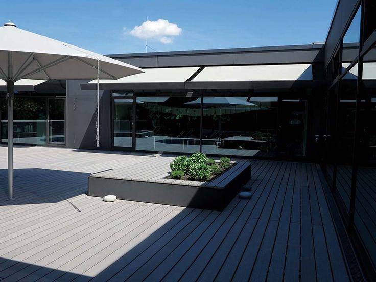 13 besten WPC Terrassendielen verlegen   WPC Unterbau Bilder auf