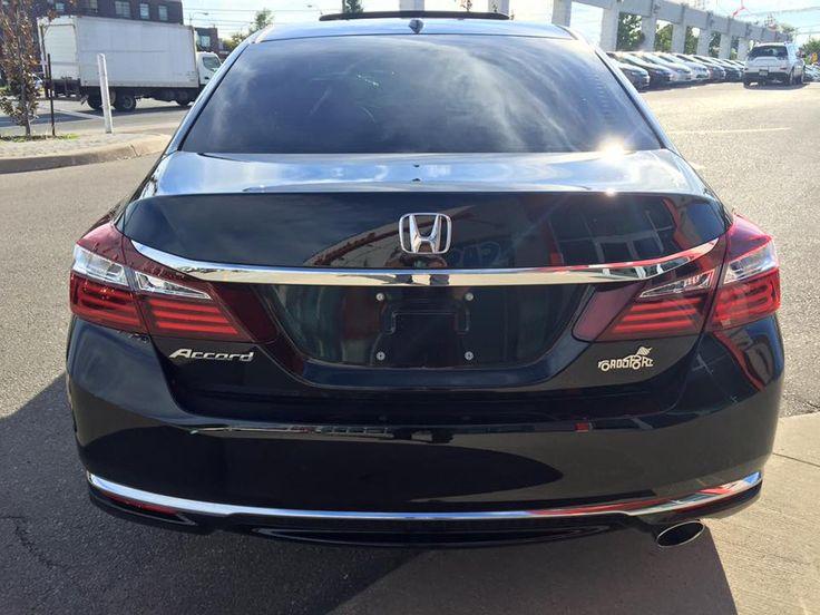 The 2016 Honda Accord is here at Roadsport Honda Nation  #RoadsportHonda #Honda #Toronto #Canada #New #Car #HondaAccord #Accord #2016 #Sedan #Luxury