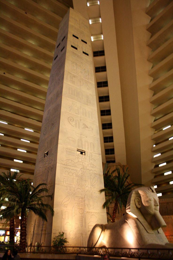 Las Vegas - Inside the Luxor - My Pic