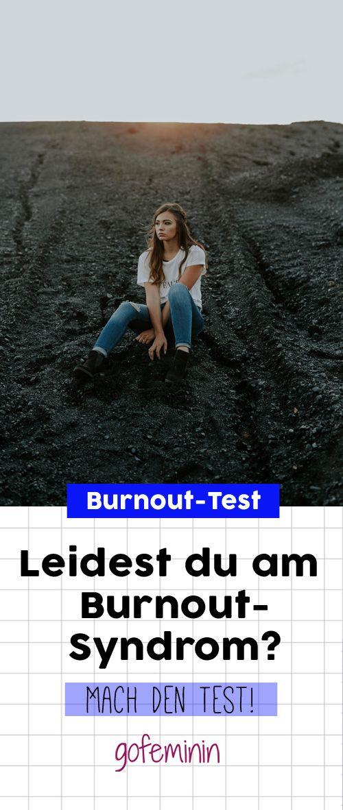 Burnout-Test: Leidest du am Burnout-Syndrom?
