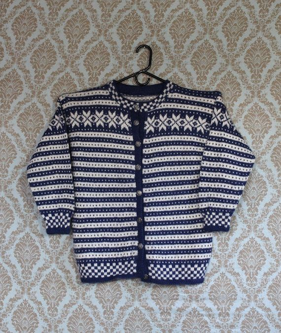 Dale of Norway Pattern Women's cardigan  handmade