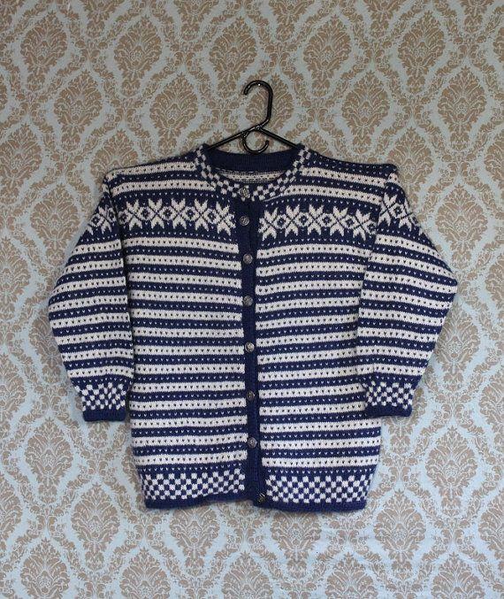 Dale of Norway Pattern Women's cardigan  handmade