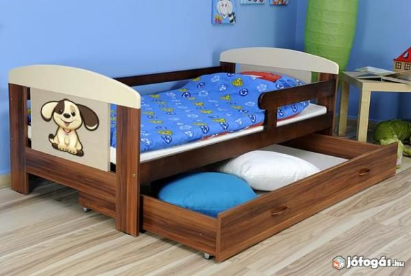 Frank 160*80 gyerekágy matraccal