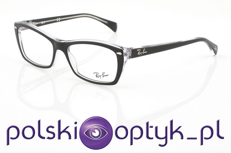 RayBan RB 5255 2034 R53  #okulary #glasses #eyewear #eyeglasses #oprawki #ray-ban #rayban