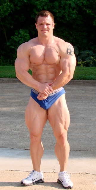 Dan Newmire | Bodybuilder | Atlanta, GA | Bodybuilding Inspiration