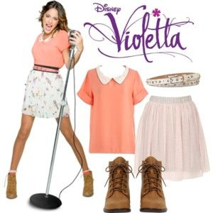 1000 Images About Violetta Style On Pinterest Woman Clothing Search And Martina Stoessel