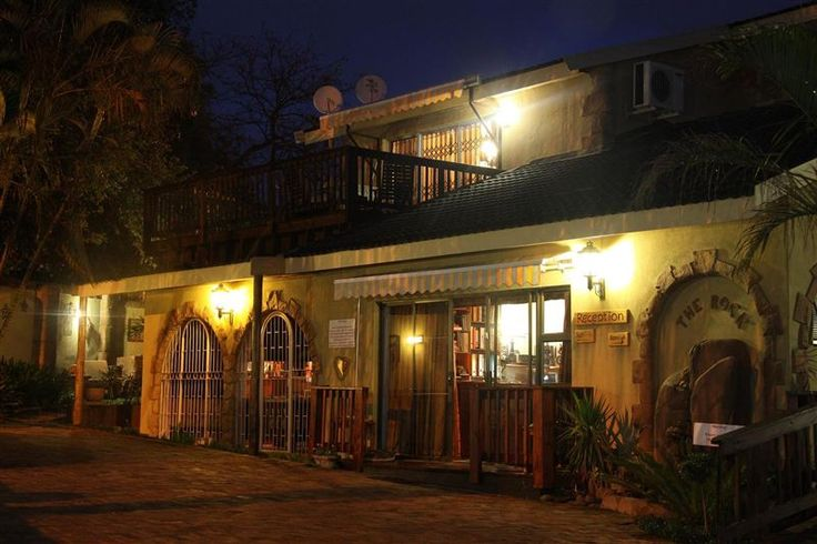 The Rock Guesthouse - Loerie Street - The Rock Guesthouse in Loerie Street, Nelspruit is a great family friendly destination that is the ideal base from which to explore the area or as a stopover on the way to Mozambique. The guest house has ... #weekendgetaways #nelspruit #lowveldlegogote #southafrica