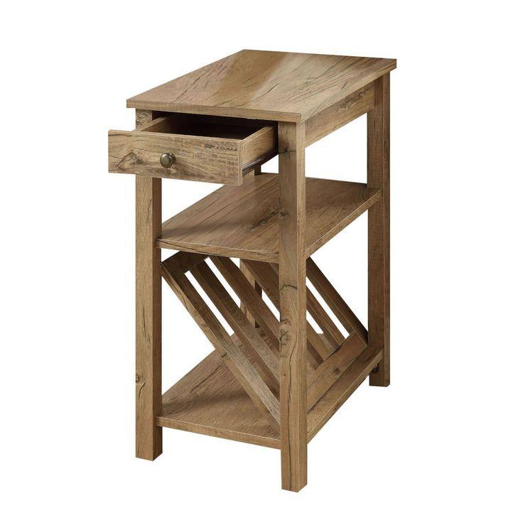 Accent Table Worn Oak Furniture Designer Ideas