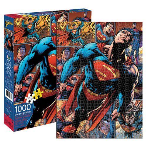 Superman 1,000-Piece Puzzle
