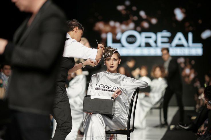 """ IT GIRLS OF FASHION "", L'OREAL PROFESSIONNEL | Jakarta Fashion Week 2014"
