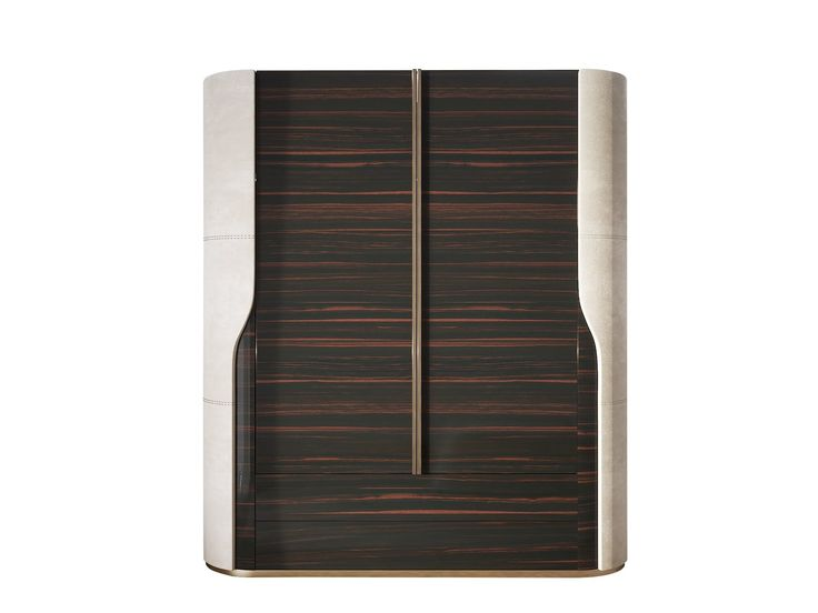 Solid wood wardrobe JUBILEE | Wardrobe by Capital Collection