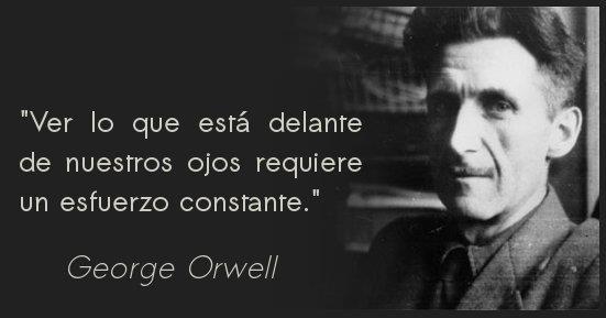 George Orwell es considerado uno de los grandes críticos sociales de la era moderna. Algunas de sus citas, con más de medio siglo de antigüedad, muestran una profunda comprensión del futuro, que so…