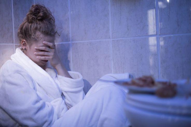 Ess-Brech-Sucht: Hypnose Therapie Die meisten Menschen welche von der Ess-Brech-Sucht betroffen sind, haben panische Angst, dass sie an Gewicht zunehmen....
