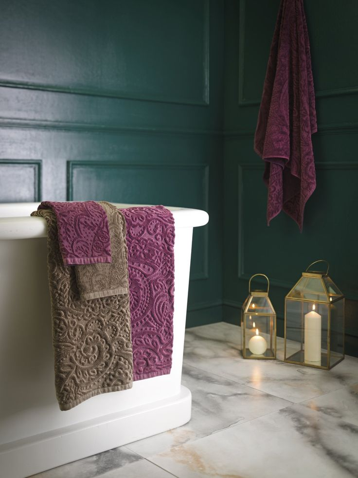 A sua casa-de-banho merece um luxo :)