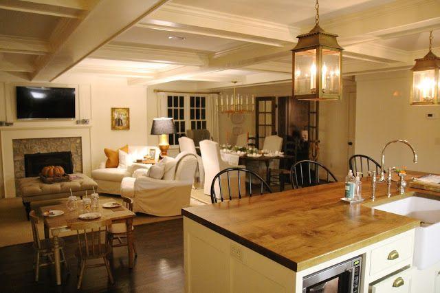 64 Best Open Floor Plans Images On Pinterest Dining