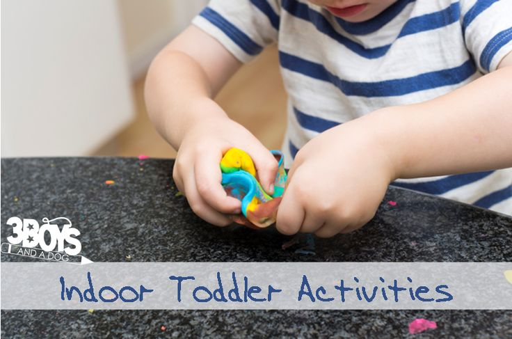 Indoor toddler activities 21 Fun Indoor Activities for Toddlers