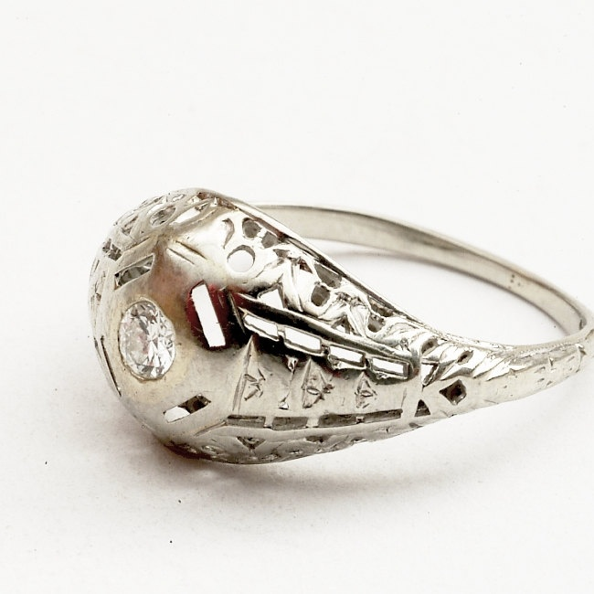 21 best Vintage Style Jewelry Rings images on Pinterest Jewelry