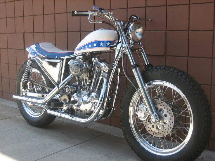 Dream Machine Motorcycles yamaha 650 flat track ...