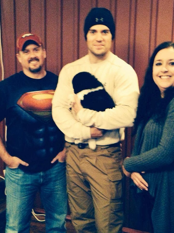 Henry Cavill News: Henry Cavill & Gina Carano The Proud Owners Of A Super Puppy!