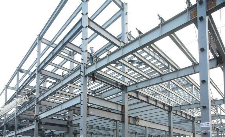 Hot rolled structural steel h beam buy scrap