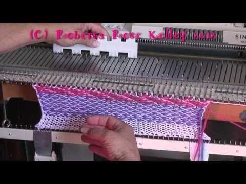 SK150/151 Manual Weave - YouTube