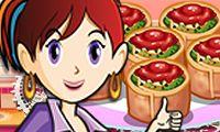 Tiramisu : École de cuisine de Sara - Jouez gratuitement à des jeux en ligne sur Jeux.fr