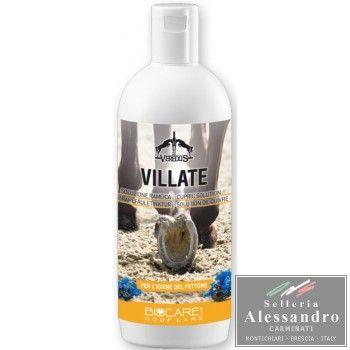 VILLATE VEREDUS ML. 500 http://www.selleriacarminati.it/equipaggiamento-del-cavallo/cura-del-cavallo/prodotti-pulizia-cavalli/villate-pearson-ml-541.html