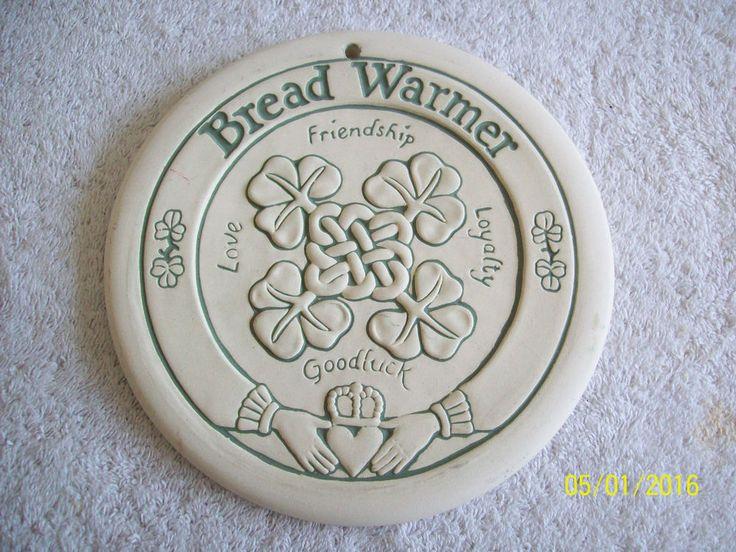 terracotta bread warmer instructions