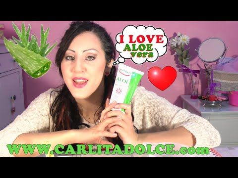 IMPACCO CAPELLI Anticaduta, Rinforzante, anti Forfora e Prurito all' ALOE VERA | Carlitadolce - YouTube