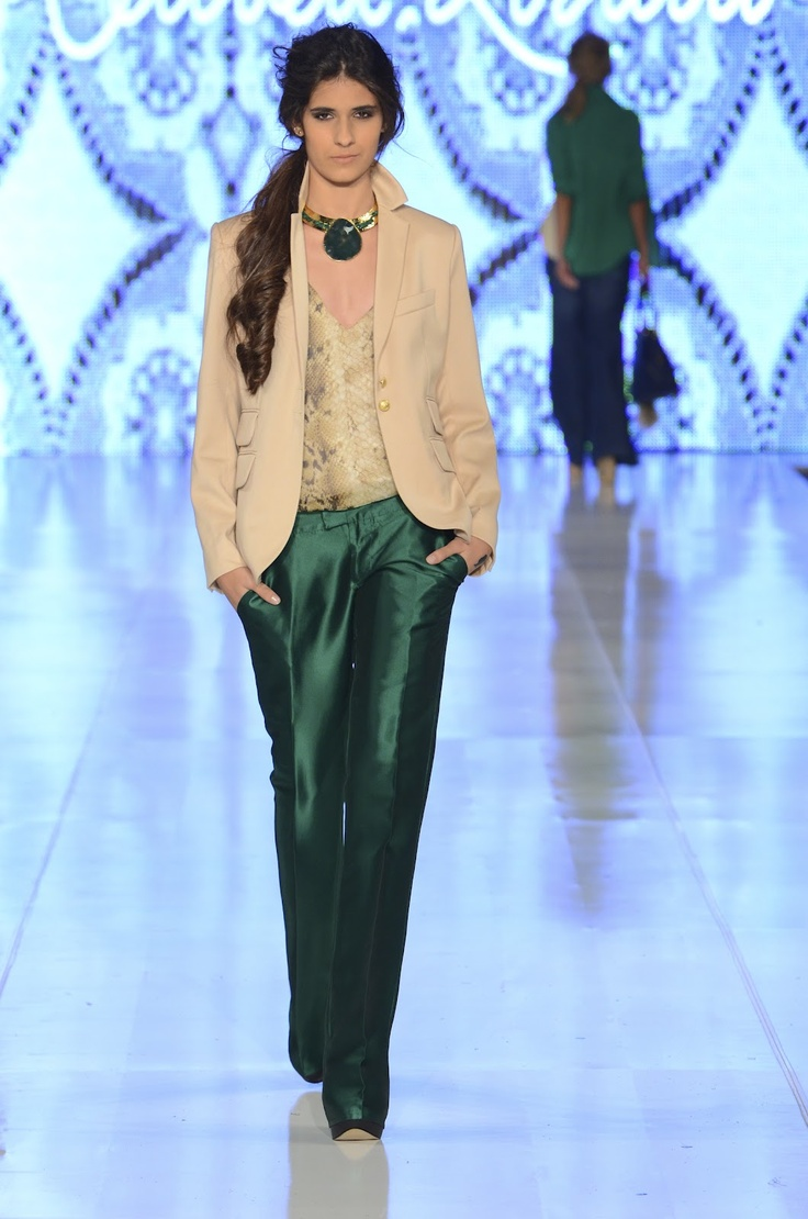 Renata Lozano / Bogotá Fashion Week 2012 (Fall - Winter 2012 - 13)