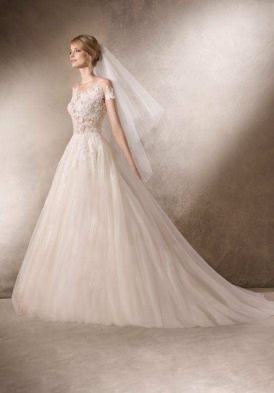 LA SPOSA HAIRNOLD A-Line Wedding Dress