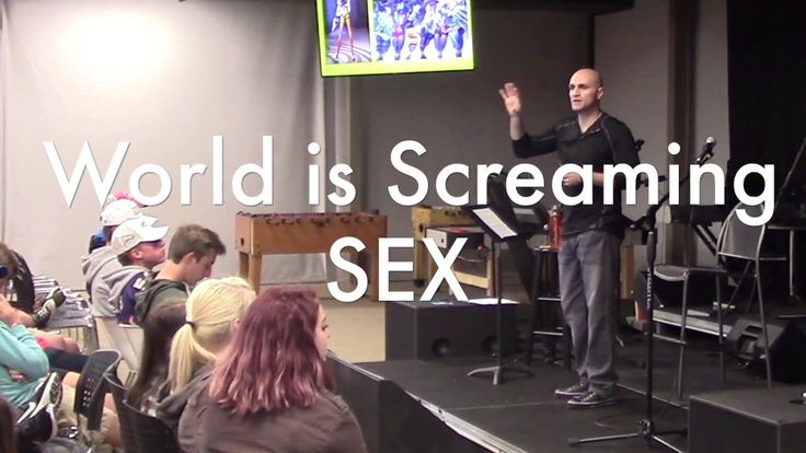 Most of what the world tells us is a lie.  Peep this video from my speech to Youth For Christ