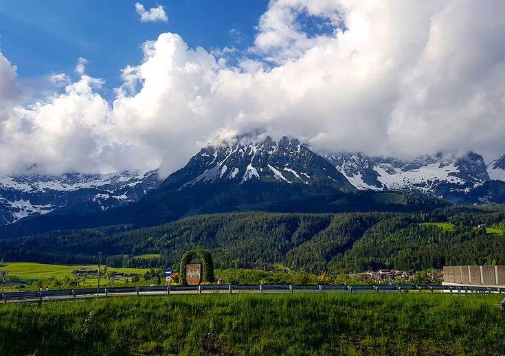 Wilder Kaiser... wilderkaiser berg mountain mountains ...