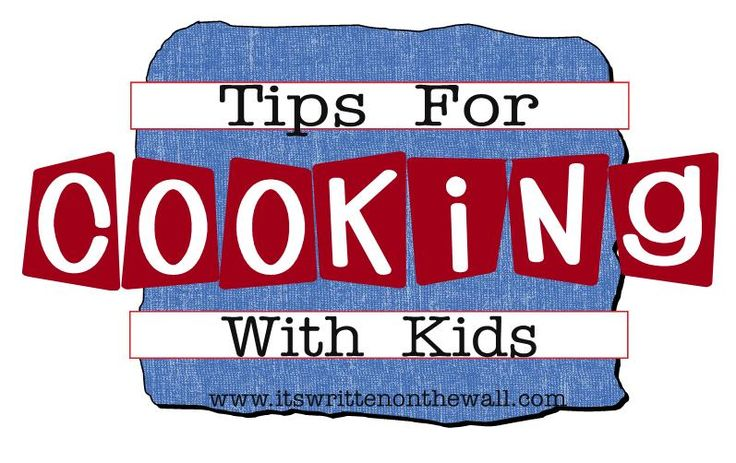 Lots of links -> Tips for Cooking with Kids-Teach Your Kids to Cook This Summer!    www.itswrittenonthewall.com