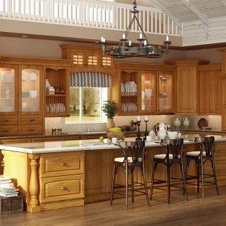 17 mejores ideas sobre gabinete de cocina de madera de for Kitchen cabinets kenya