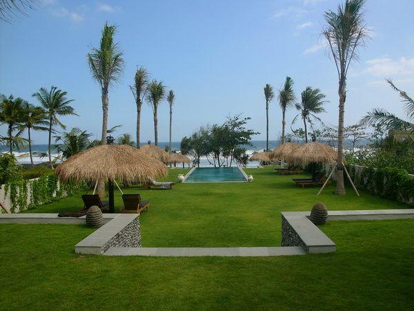 Villa Chocolat Beach outdoor