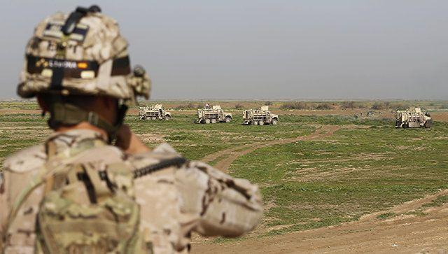 WP сообщила, что США используют в Ираке снаряды с белым фосфором
