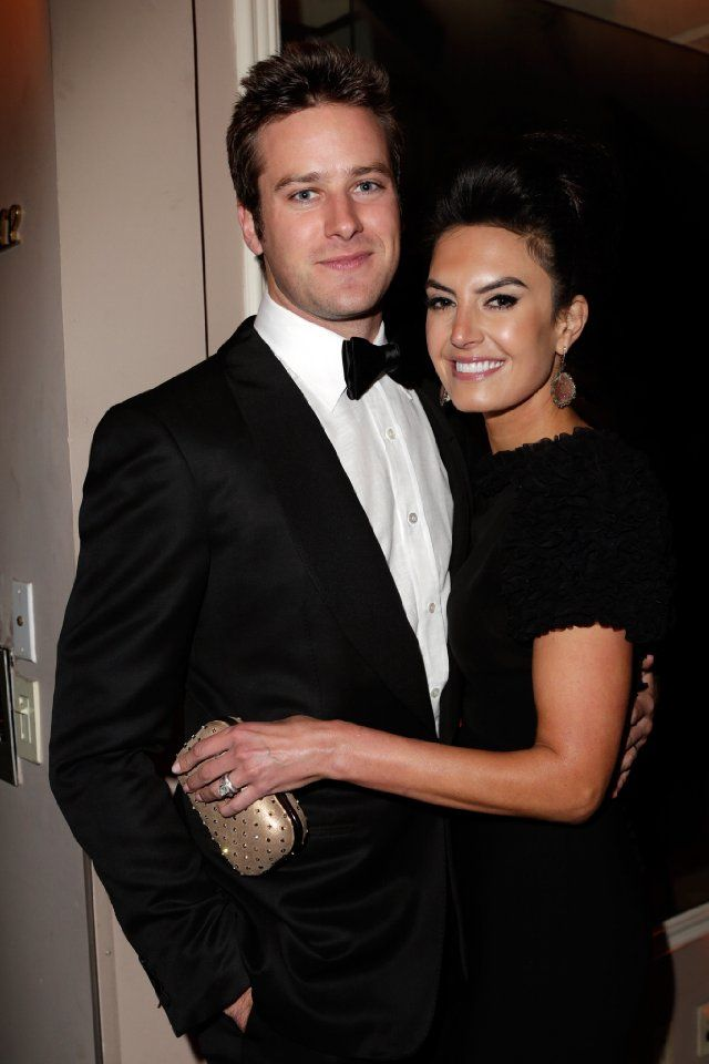 Elizabeth Chambers and Armie Hammer | My Style | Pinterest