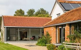 Image result for contemporary barn conversions