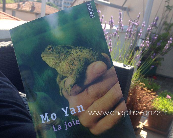 Un livre de Mo Yan qui mêle un langage cru et poétique à la fois. Mo Yan a reçu le prix Nobel de littérature.