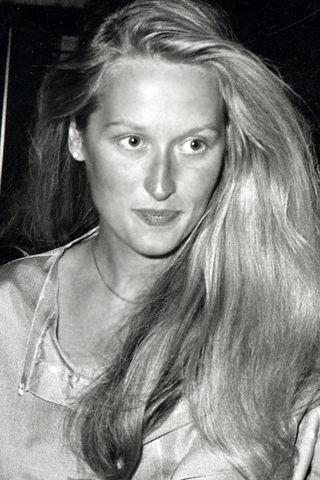 Meryl Streep, New York, 1979